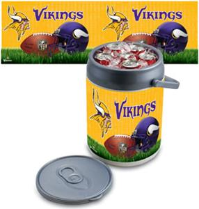 Picnic Time NFL Minnesota Vikings Can Cooler