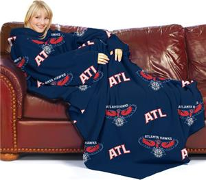 Northwest NBA Atlanta Hawks 46&quot;x71&quot; Adult Throw