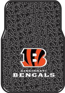 Northwest NFL Cincinnati Bengals Car Mats