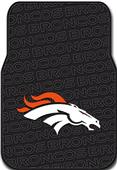 Northwest NFL Denver Broncos Car Mats