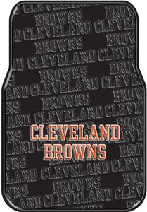 Northwest NFL Cleveland Browns Car Mats