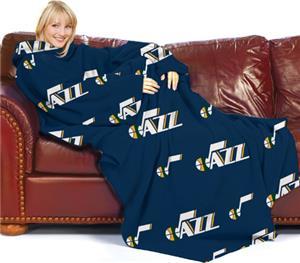"Northwest NBA Utah Jazz 46""x71"" Adult Comfy Throw"