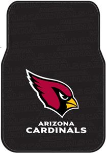 Northwest NFL Arizona Cardinals Car Mats