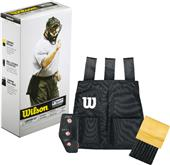 Wilson WTA6754 Baseball Umpire Ball Bag Kit