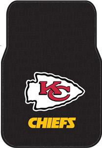 Northwest NFL Kansas City Chiefs Car Mats