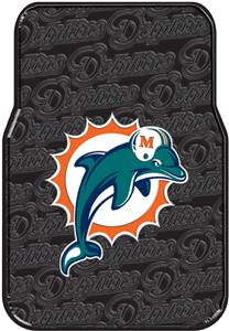 Northwest NFL Miami Dolphins Car Mats