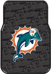 Northwest NFL Miami Dolphins Car Mats