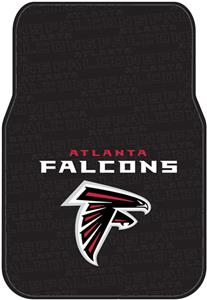 Northwest NFL Atlanta Falcons Car Mats