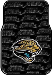 Northwest NFL Jacksonville Jaguars Car Mats