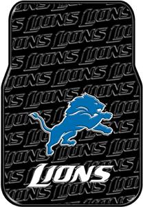 Northwest NFL Detroit Lions Car Mats
