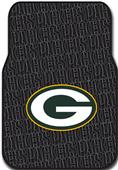 Northwest NFL Green Bay Packers Car Mats