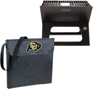 Picnic Time Colorado Buffaloes Charcoal X-Grill