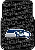 Northwest NFL Seahawks Car Mats (set of 2)