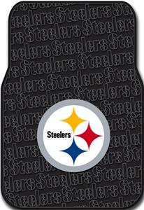 Northwest NFL Pittsburgh Steelers Car Mats