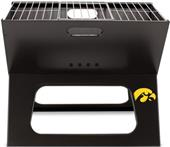 Picnic Time University of Iowa Charcoal X-Grill