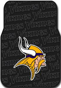 Northwest NFL Minnesota Vikings Car Mats