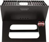 Picnic Time Mississippi State Charcoal X-Grill