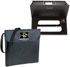 Picnic Time University Missouri Charcoal X-Grill