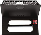 Picnic Time University Nebraska Charcoal X-Grill