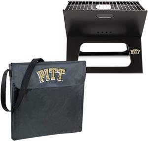 Picnic Time Pittsburgh Panthers Charcoal X-Grill