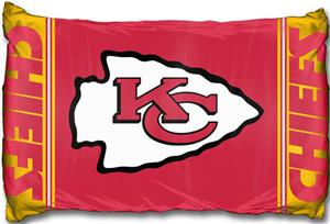 Northwest NFL Kansas City Chiefs Pillowcases