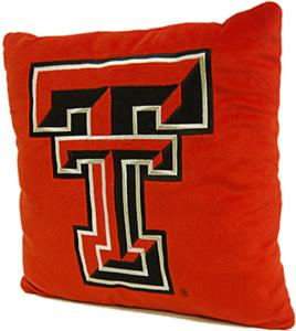 Northwest NCAA Texas Tech University Plush Pillow