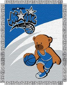 "Northwest NBA Orlando Magic 36""x46"" Baby Throw"