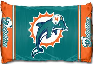 Northwest NFL Miami Dolphins Pillowcases