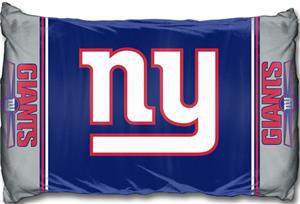 Northwest NFL New York Giants Pillowcases