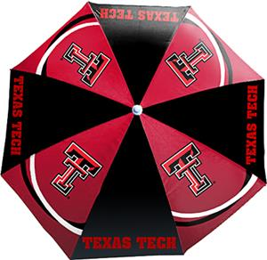 Northwest NCAA Texas Tech Univ Beach Umbrella