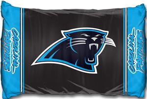 Northwest NFL Carolina Panthers Pillowcases
