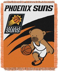 "Northwest NBA Phoenix Suns 36""x46"" Baby Throw"