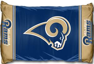 Northwest NFL St. Louis Rams Pillowcases