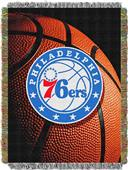 "Northwest NBA Philadelphia 76ers 48""x60"" Throw"