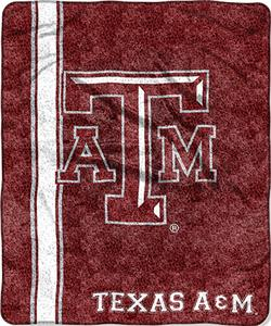 Northwest NCAA Texas A&amp;M Jersey Sherpa Throw