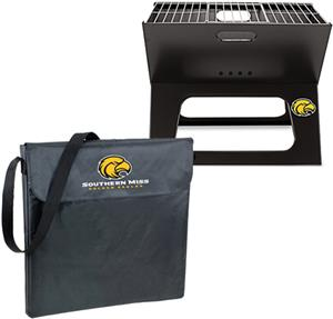 Picnic Time Southern Mississippi Charcoal X-Grill