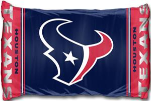 Northwest NFL Houston Texans Pillowcases