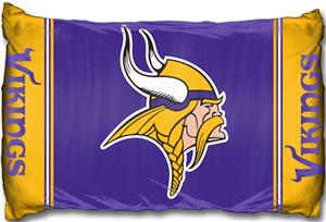 Northwest NFL Minnesota Vikings Pillowcases
