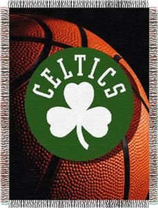 "Northwest NBA Boston Celtics 48""x60"" Throw"