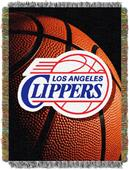 "Northwest NBA Los Angeles Clippers 48""x60"" Throw"
