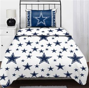 Northwest NFL Dallas Cowboys Twin Sheet Sets
