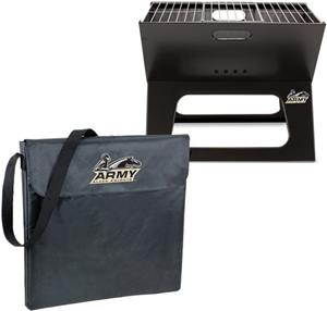 Picnic Time US Military Academy Charcoal X-Grill