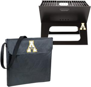 Picnic Time Appalachian State Charcoal X-Grill