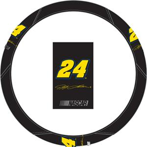 Northwest NASCAR Jeff Gordon Steering Wheel Cover