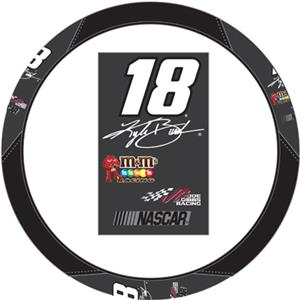 Northwest NASCAR Kyle Busch Steering Wheel Cover