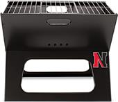 Picnic Time Northeastern Huskies Charcoal X-Grill