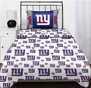 Northwest NFL New York Giants Twin Sheet Sets