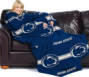 Northwest NCAA Penn State Comfy Throw (Stripes)
