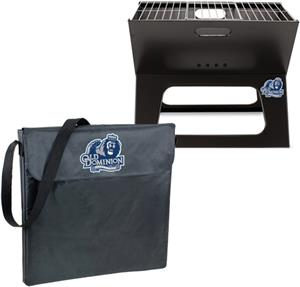 Picnic Time Old Dominion Charcoal X-Grill w/ Tote