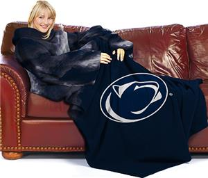 Northwest NCAA Penn State Univ Comfy Throw (Smoke)